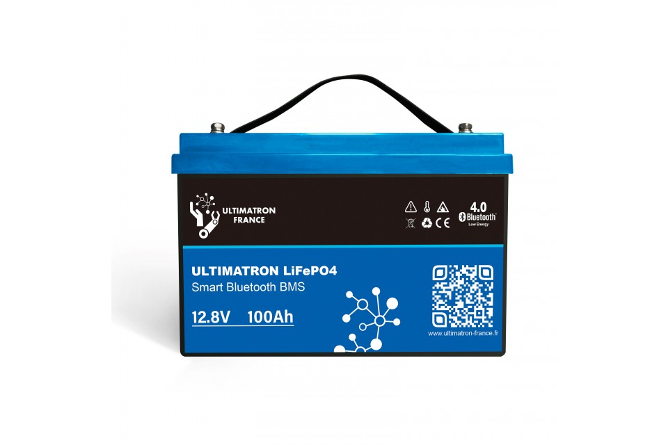 ULTIMATRON 12.8V 100AH