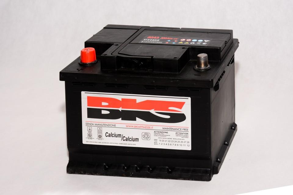 Batteria L2 Sx - 12V 60A