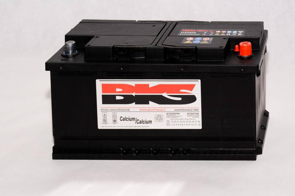 Batteria L4 DX - 12V 100A