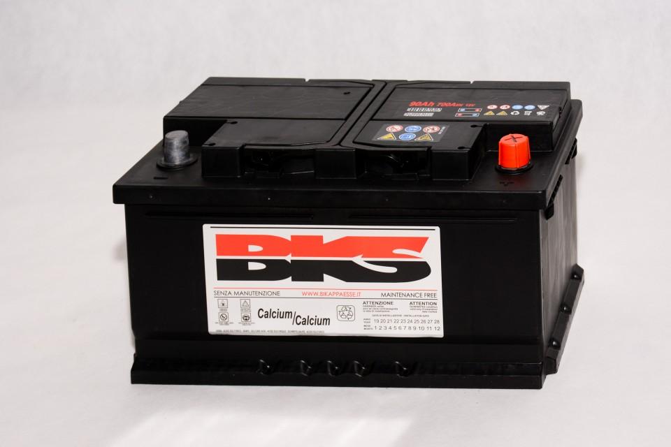 Batteria LB4 Dx Focus - 12V 90A