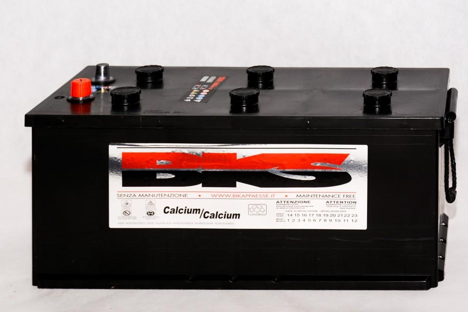 Batteria MAC-B Sx - 12V 200A
