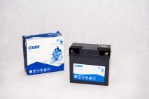 Batteria Moto GEL 12-19Ah Dx EXIDE - 12V 19A